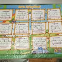 Puzzle / Puzle / Pazel Do'a Sehari-hari - belajar Doa-doa Harian anak