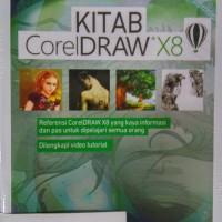 BUKU KITAB CORELDRAW X8 rz