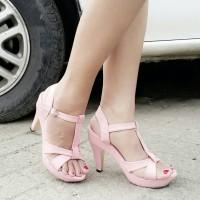 Heels Isabel Pink