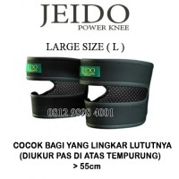 JEIDO POWER KNEE (Size L) - Alat Terapi Lutut 100% ASLI ORIGINAL KOREA