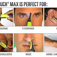 Overview of Micro Touch Magic Max Hair Groomer / Pisau Cukur