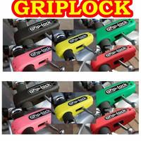 Griplock Grip Lock Kunci Handle Stang Rem Motor Anti Maling
