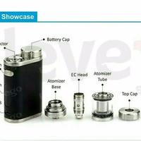 iStick Pico 75 Watt Vapor Mod Tank Rokok Elektrik E-Cigarette