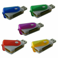 Card Reader 4 In 1 / All In One / 4 Slot