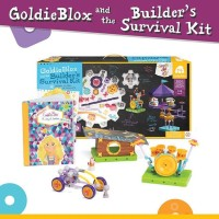 Goldie Blox and The Builder Survival Kit