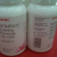 GNC WOMEN`S EVENING PRIMROSE OIL 1300 90 KAPSUL ..
