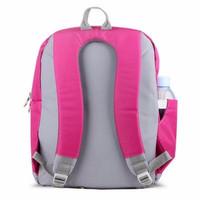 Tas Ransel Laptop Estilo 720003 Warna Pink + Rain Cover