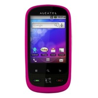 ALCATEL ONE TOUCH SKI 890D FUCHSIA SILVER