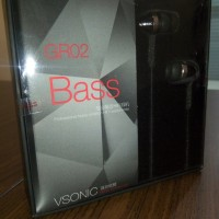 Vsonic GR02 BE (Bass Edition)