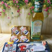 Paket MPASI / Keju Belcube, Unsalted butter 10 *10gr, Evoo for Kids