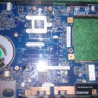 Jual Motherboard Sony Vaio Y Series (hidup VGA kena)