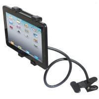 Lazy Pad Monopod for Tablet PC - Tripod-8-2 - Black