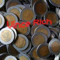 Jual Uang Koin Logam Kuno Seribu Rupiah Bank Indonesia Rp 1000 kelapa sawit Murah