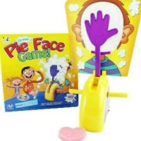 PIE FACE GAME (Running Man games) / mainan anak
