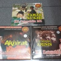 3CD Ceramah Islam KH Zainuddin 3disc original