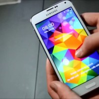 Samsung Galaxy S5 16gb shimmery white (SECOND) EKS SEIN INDONESIA