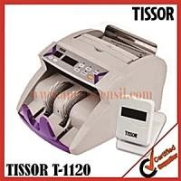 Jual TISSOR T1120/Mesin hitung uang/Cash Box/Money Counter/Laminating/Jilid Murah