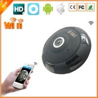 V380 Panoramic / Fisheye CCTV IP Camera HD 720P 1,3MP + MIC WIFI TF
