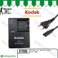 Charger Kodak K7006 For Battery KLIC-7006 (Easyshare M522/M577/M883)