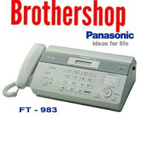 Mesin Fax Panasonic KXFT 983CX