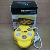 Oxone Takoyaki Maker (Ox-829) Baru | Alat Pemanggang Roti Online Mur