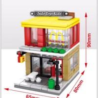 Lego Sembo / SY SD6012 MCD