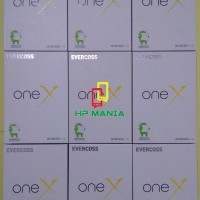 EVERCOSS ONE X ANDROID ONE A65 - 8 GB + BONUS ANTI GORES