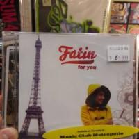 CD FATIN SIDQIA - FOR YOU