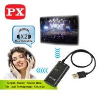 PX Bluetooth Transmitter and Splitter BTX-1000