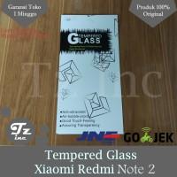 Jual Lagi Promo!! Tempered Glass Xiaomi Redmi Note 2 Prime Anti Gores Kaca Murah