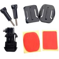 Mounting Set Helm - Action Camera Xiaomi Yi SJCam Bpro Kogan Gopro