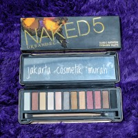 NAKED NEW / NAKED 5 / URBAN DECAY