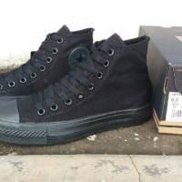 harga Sepatu Converse All Star Ox Canvas All Black Unisex Premium Bnib Indo Tokopedia.com