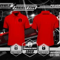 Kaos Polo Shirt Kerah