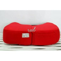 Foldable Nursing Pillow Cuddle Me (bantal Menyusui Lipat) : Red