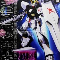 Bandai Gundam Master-Grade Kits 1/100 MG Nu Gundam Berkualitas
