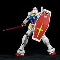 Bandai Gundam Real-Grade Kits 1/144 RG RX-78-2 Gundam Diskon