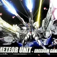 Bandai Gundam Seed 1/144 HG Meteor Unit + Freedom Gunda Murah