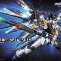 Bandai Gundam Perfect Grade 1/60 PG Strike Freedom Gund Limited