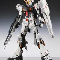 Bandai Gundam Master-Grade Kits 1/100 MG Nu Ver. Ka Tit Diskon