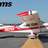 Pesawat RC Cessna 182 - RTF