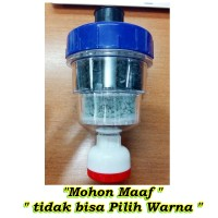 Jual Filter Air Saringan Air Nikita / Water Filter / Filter Kran Air 2 Ting Murah