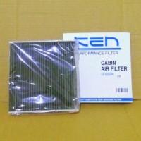 Filter Kabin /AC Agya, Ayla, All New Sirion KEN Anti bacteria (hijau)