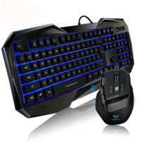 Keyboard Mouse GAMING AULA - Killing The Soul 859 + 928