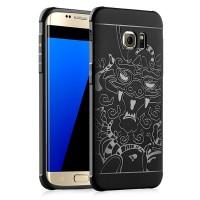 Cocose Case Dragon Samsung Galaxy S7 Edge Original TPU Back Case