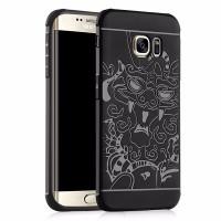 Cocose Case Dragon Samsung Galaxy S6 Edge Original TPU Back Case