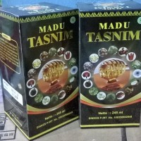 Madu Herbal Tasnim Hitam Multi Manfaat 17 in 1