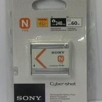 BATTERY SONY NP-BN1 Baru | Baterai Kamera Sony - Harga Spesifikasi