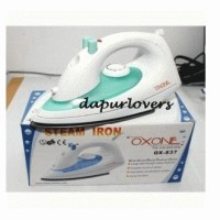 Oxone Setrika Uap Listrik, Oxone Steam And Spray Iron Ox-8371