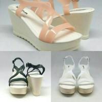 Jelly shoes wedges sofiya 074-1 sale